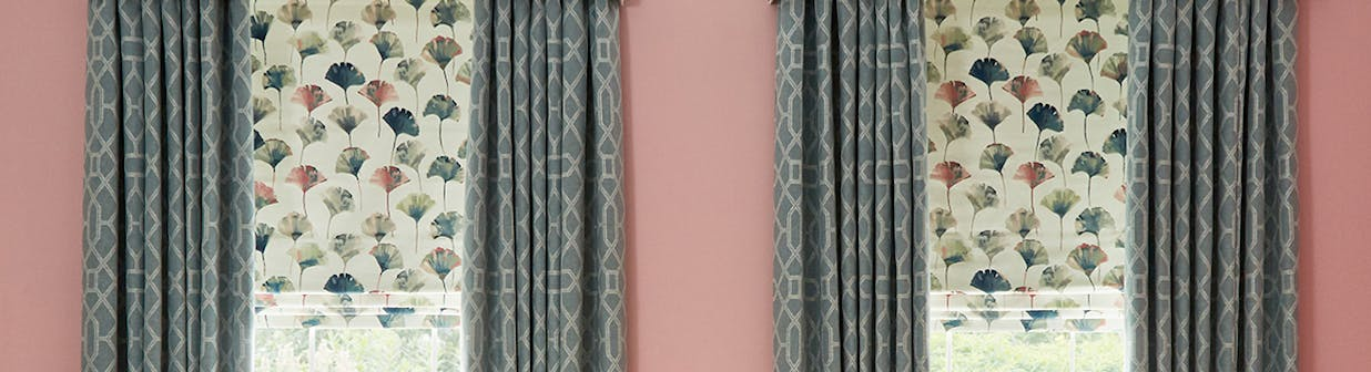 20% off selected Made to Measure Roman Blinds