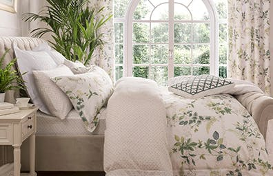 Dorma Botanical Garden Bedding Collection