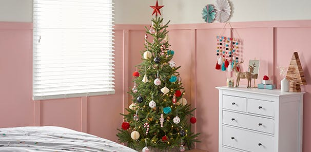 A TREE FOR EVERY ROOM