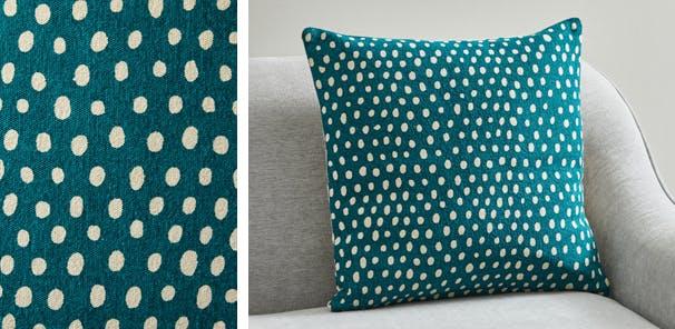Teal Cushions