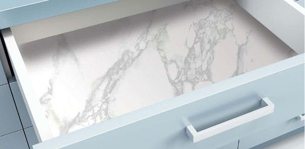 Spruce up your surfaces with a new look from £5