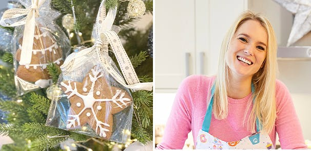 CHRISTMAS TREATS WITH @CAKE_AWAY_CANCER