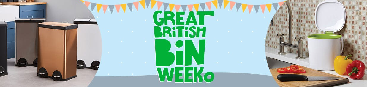 We're celebrating the nation's love affair with its wheelie bins and talking a load of rubbish!