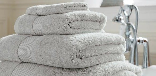 Irresistibly soft with a luxurious silky finish, our Dorma Silk towels are carefully crafted using an indulgent blend of pure cotton and silk to create a sumptuously comforting bathroom experience.