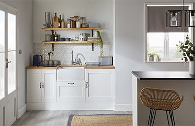 5 STEPS TO A QUICK KITCHEN MAKEOVER