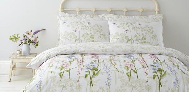 100% Cotton Bedding