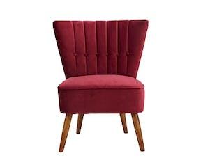Isla Velvet Cocktail Chair