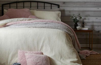 Cosier textures for maximum comfort