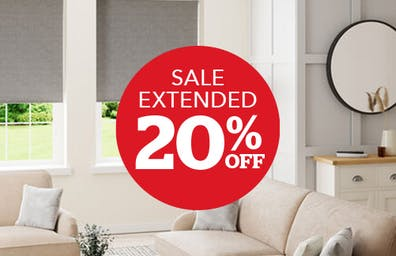 20% off selected Made To Measure items*