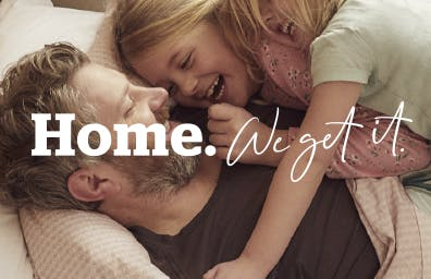 Real stories inspired by real homes. Can you relate to our new TV advert?