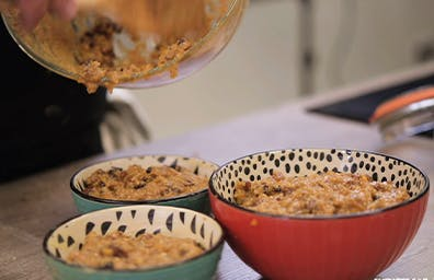 CHRISTMAS PUDDING RECIPE WITH FOOD SORCERY