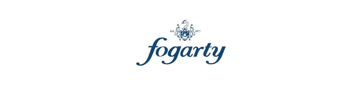 With over 100 years as master pillow and quilt makers, Fogarty has grown  into one of the country's leading bedding brands synonymous with  quality and value. Using a combination of pure sleep-knowhow and  high-quality materials, Fogarty considered individual sleep needs to provide  everything you need for a great night's sleep.