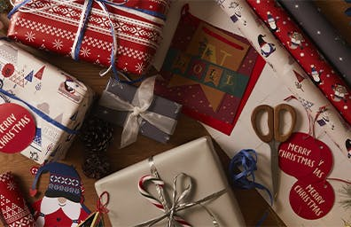 Perfect presents, all wrapped up