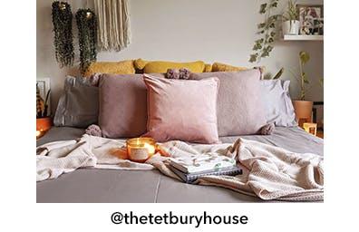 Clara Pink Cushion