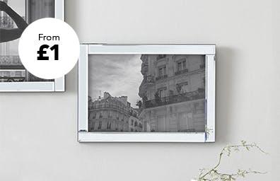 A chic way to display precious memories