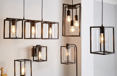 Shining examples to brighten any room