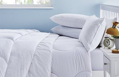 HOW TO WASH AND CARE FOR YOUR BEDDING