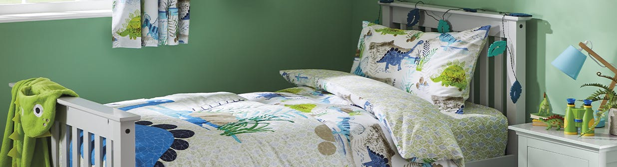 Up to 50% off selected Kids Bedding
