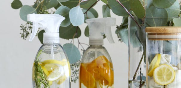Easy DIY Cleaning Sprays