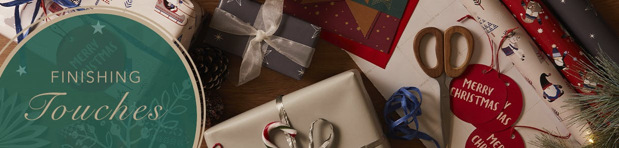 Enjoy a green Christmas with our sustainable gift wrap