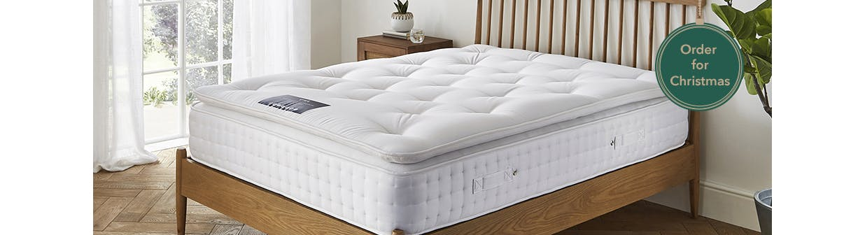 20% off selected Beds & Mattresses