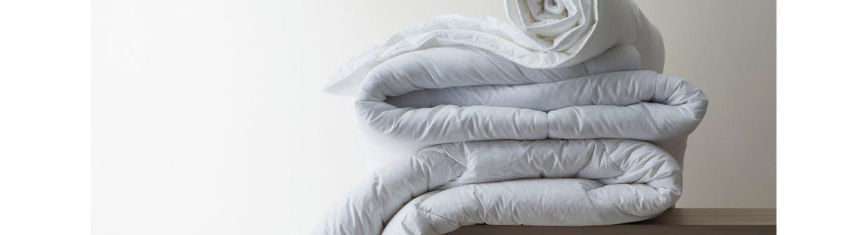 20% off selected Duvets, Pillows & Protectors