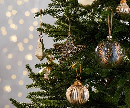 Christmas Decorations Trees Lights More Dunelm