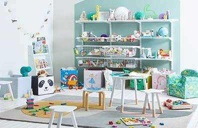 SIMPLE STORAGE TIPS FOR KIDS BEDROOMS