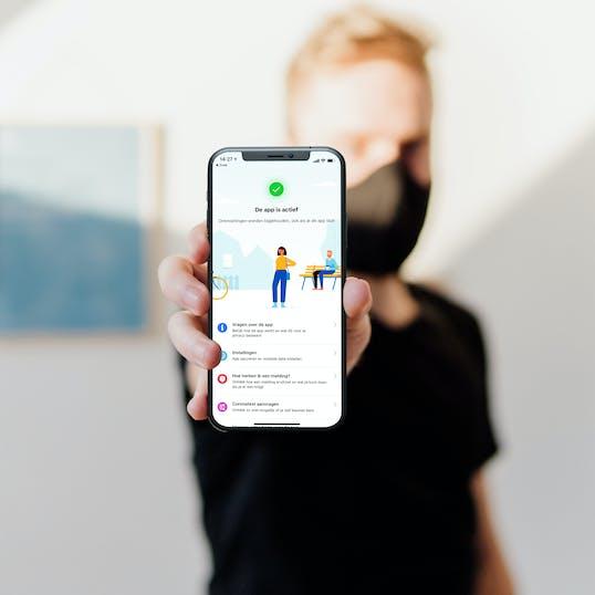 Privacy in f.e. health apps