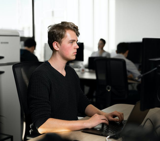 Developers in Eindhoven