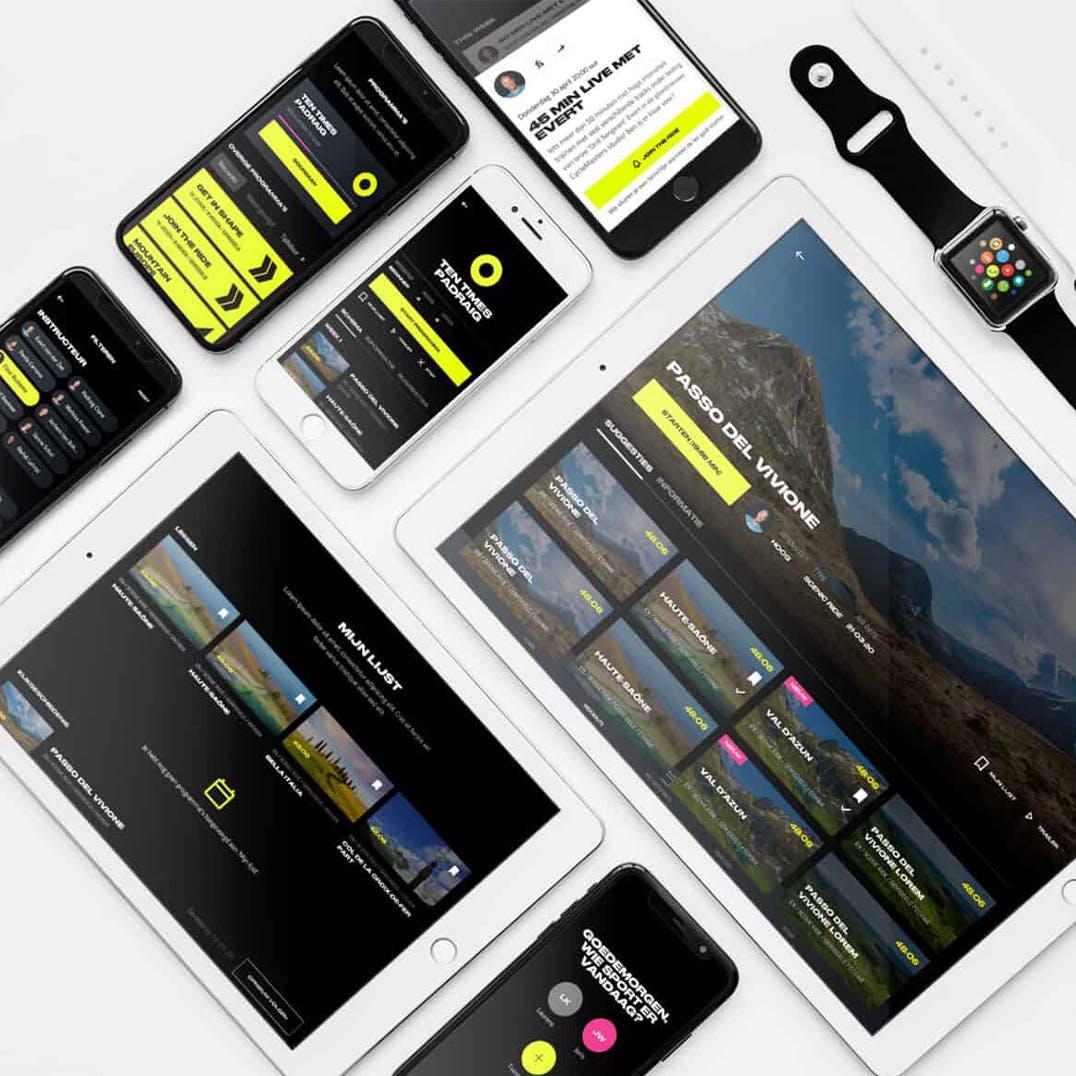 Video streaming app ontwikkelen