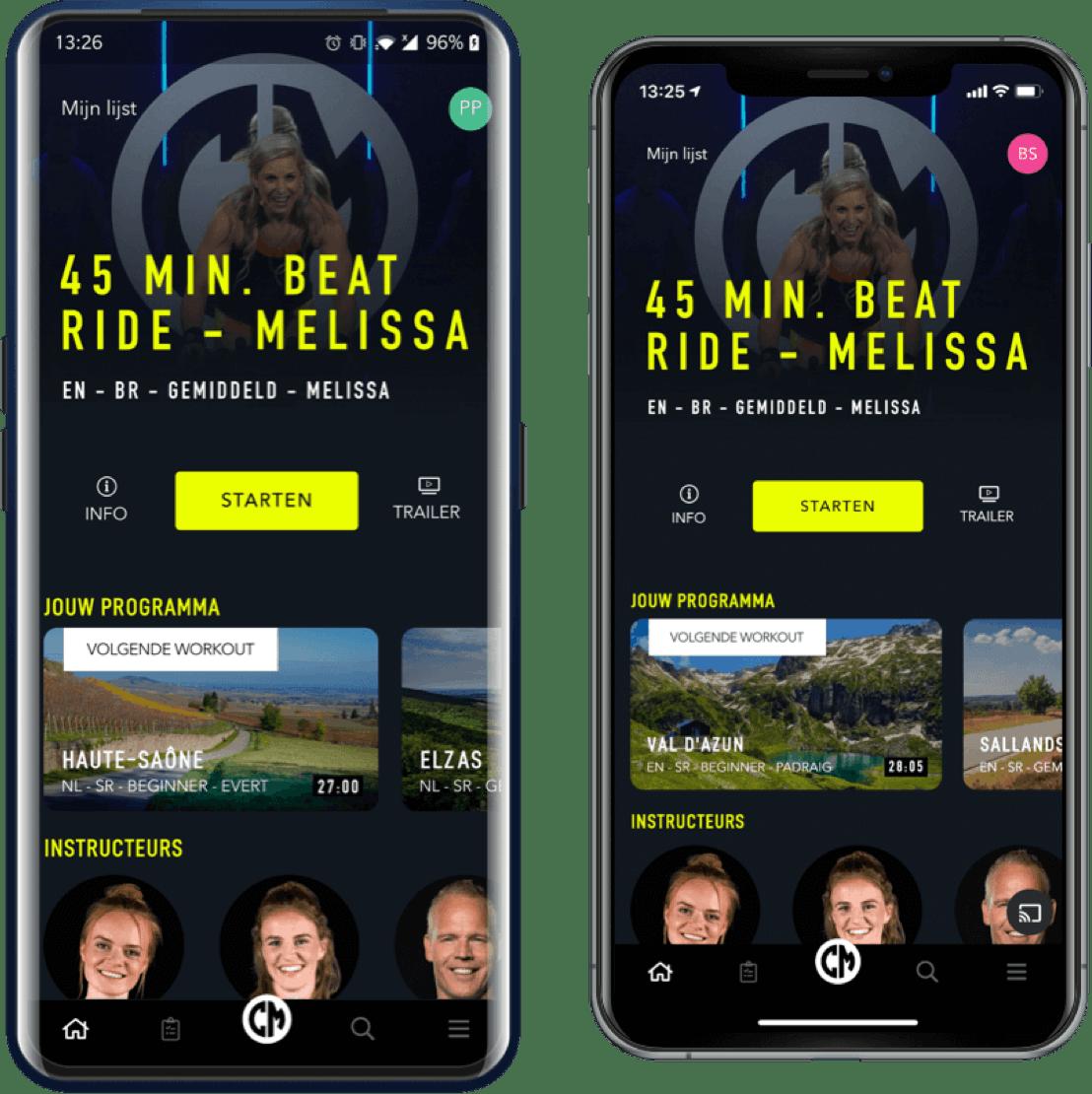 Flutter app development voor iOS en Android