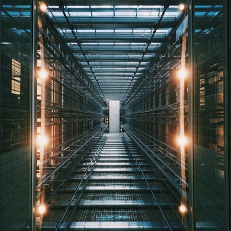 Wereldwijd server netwerk