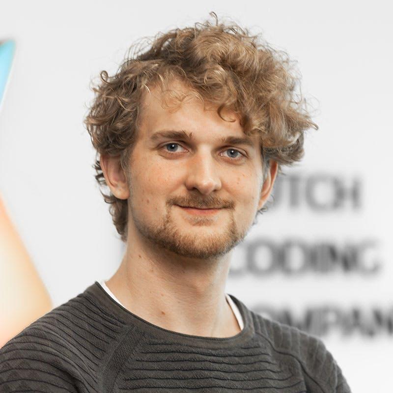 Martijn Imhoff - Developer Dutch Coding Company