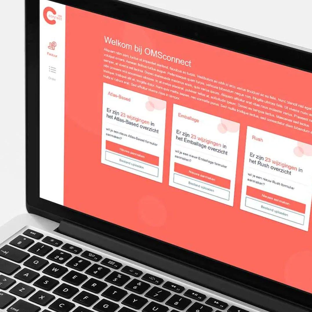Whitelabel maatwerk portal laten ontwikkelen