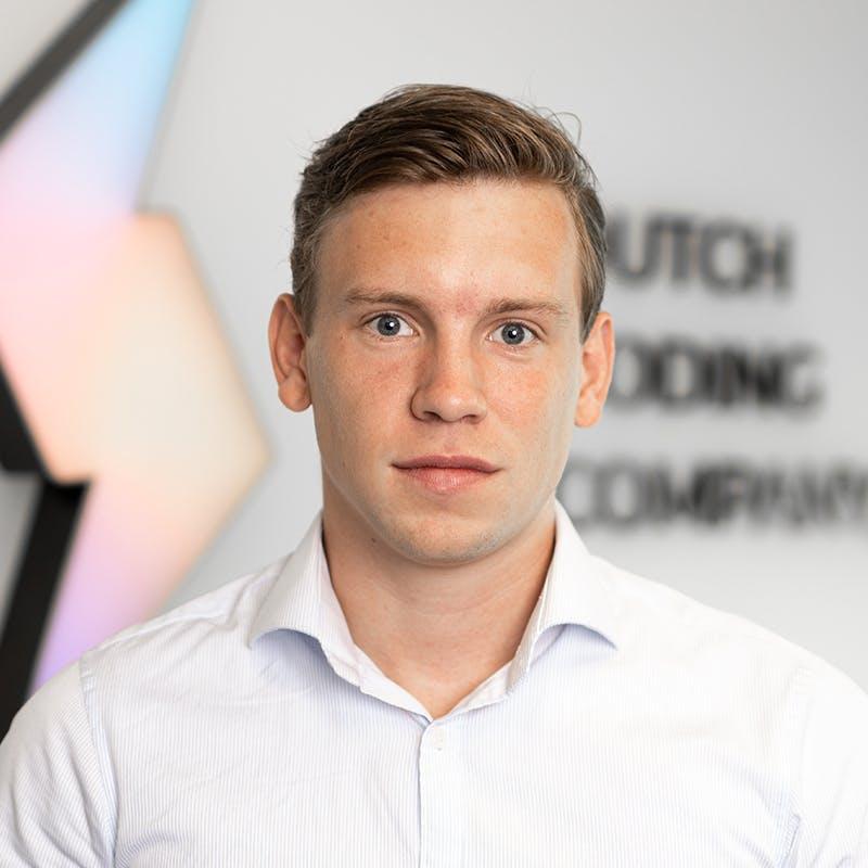 Nick Verbeet - Projectmanager