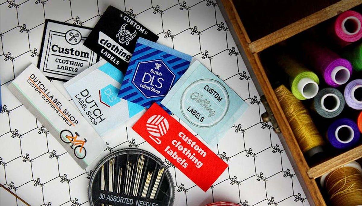 Custom Sewing Labels Tags Dutch