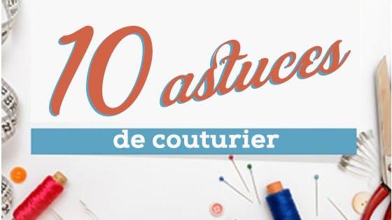 10 astuces de couture