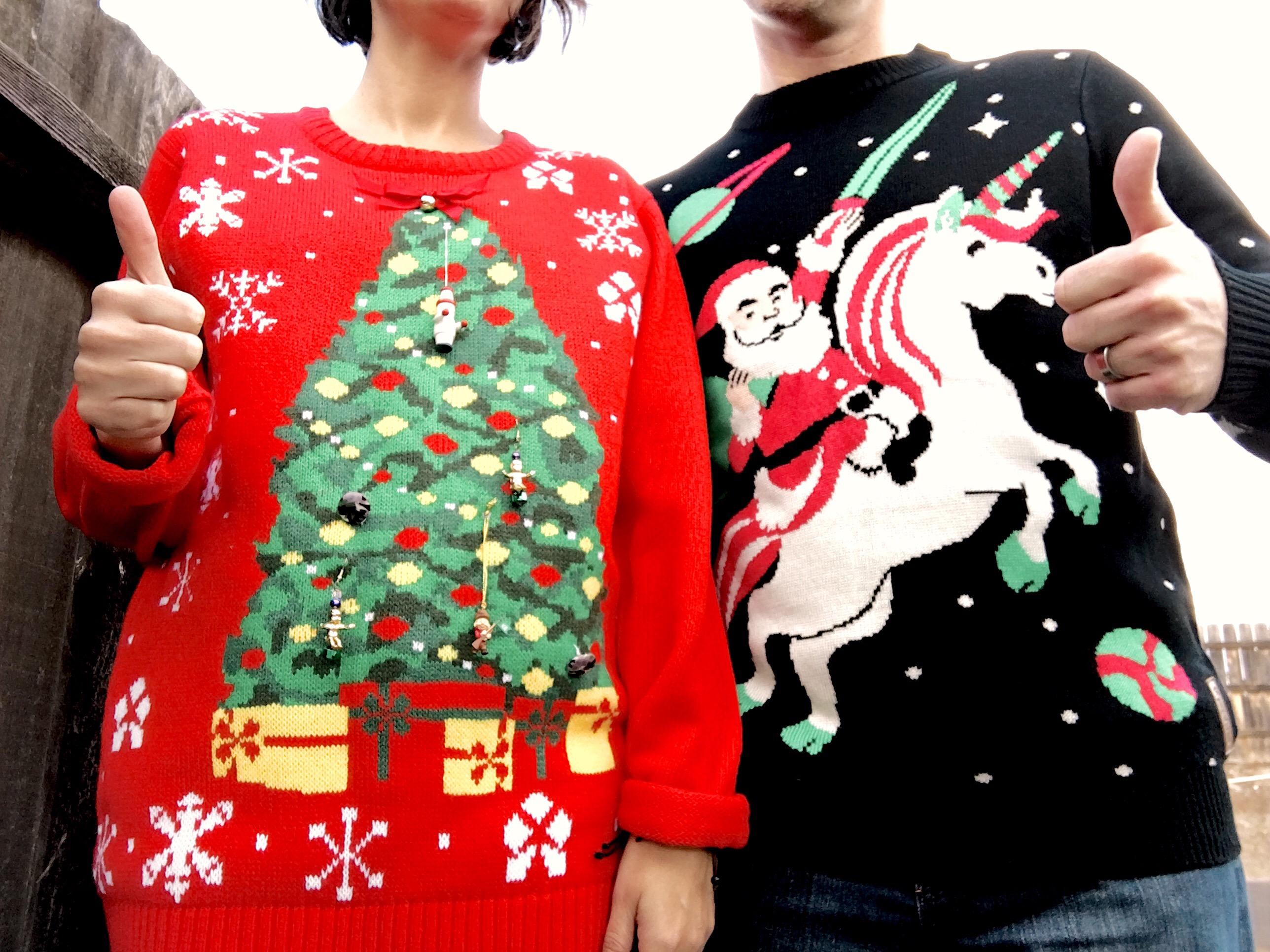 sweater ugly christmas