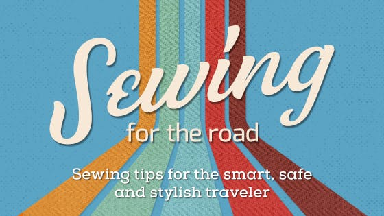 Sewing for the Road