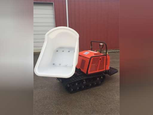 Track Concrete Power Buggy