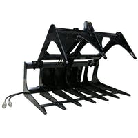 Grapple Bucket - Mini Skidsteer