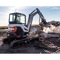 Bobcat E35i Mini Excavator