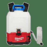 Water Supply/ Sprayer- Battery power M18 4-Gallon Backpack