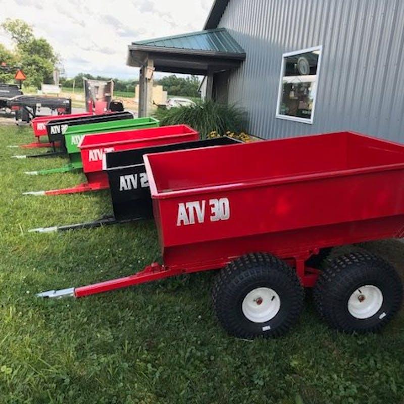 ATV 30 Dump Trailer