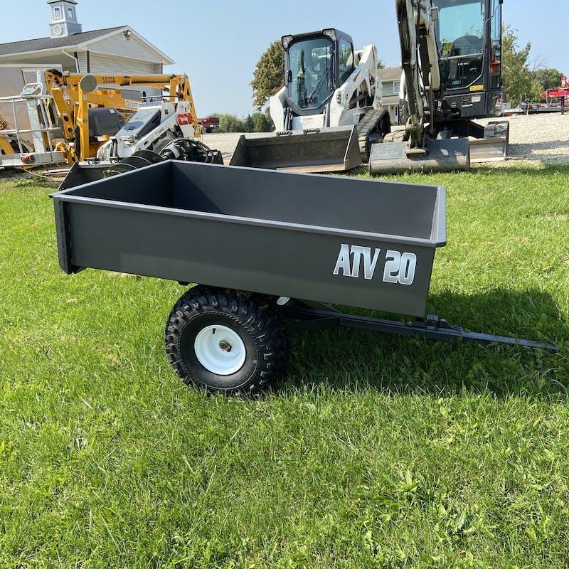 ATV 20 Dump Trailer