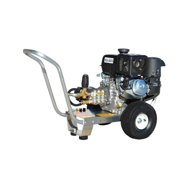 Cold water pressure washer by Pressure Pro