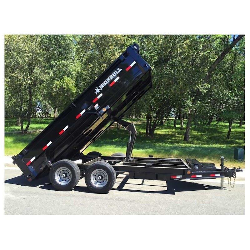 Dump Trailer (14,000 lb.)