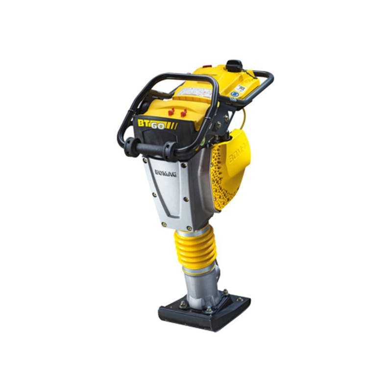 Jumping Jack / Gas Stomper / Trench Compactor / Rammer