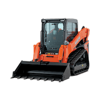 Kubota SVL-75 Track Machine